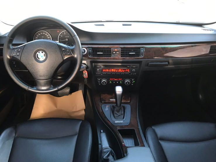 BMW 320I 2.0 2007年