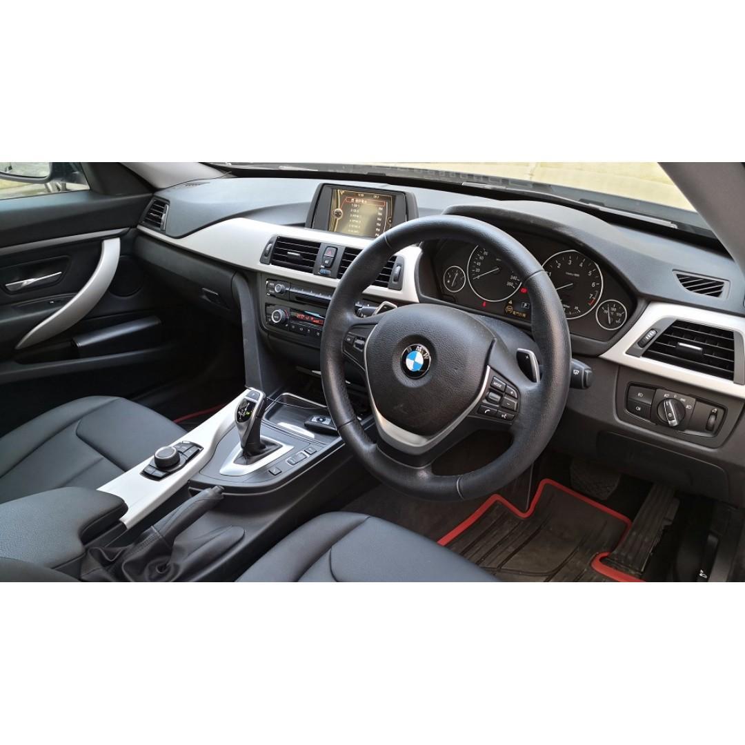 BMW 320I GT 2014