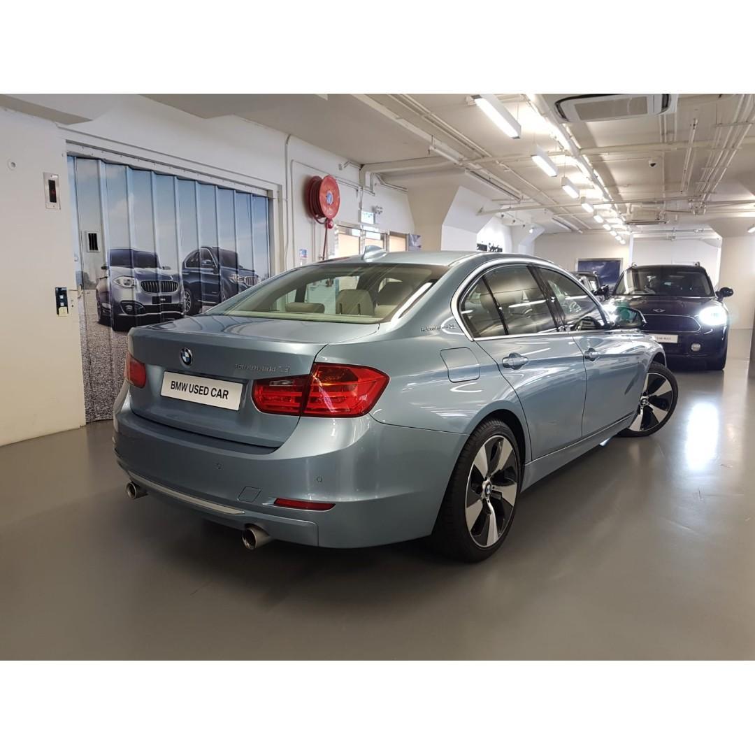 BMW Activehybrid 3 (2012/2013)