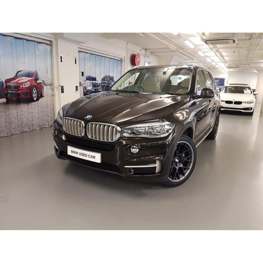 BMW X5 xDrive50iA 2014