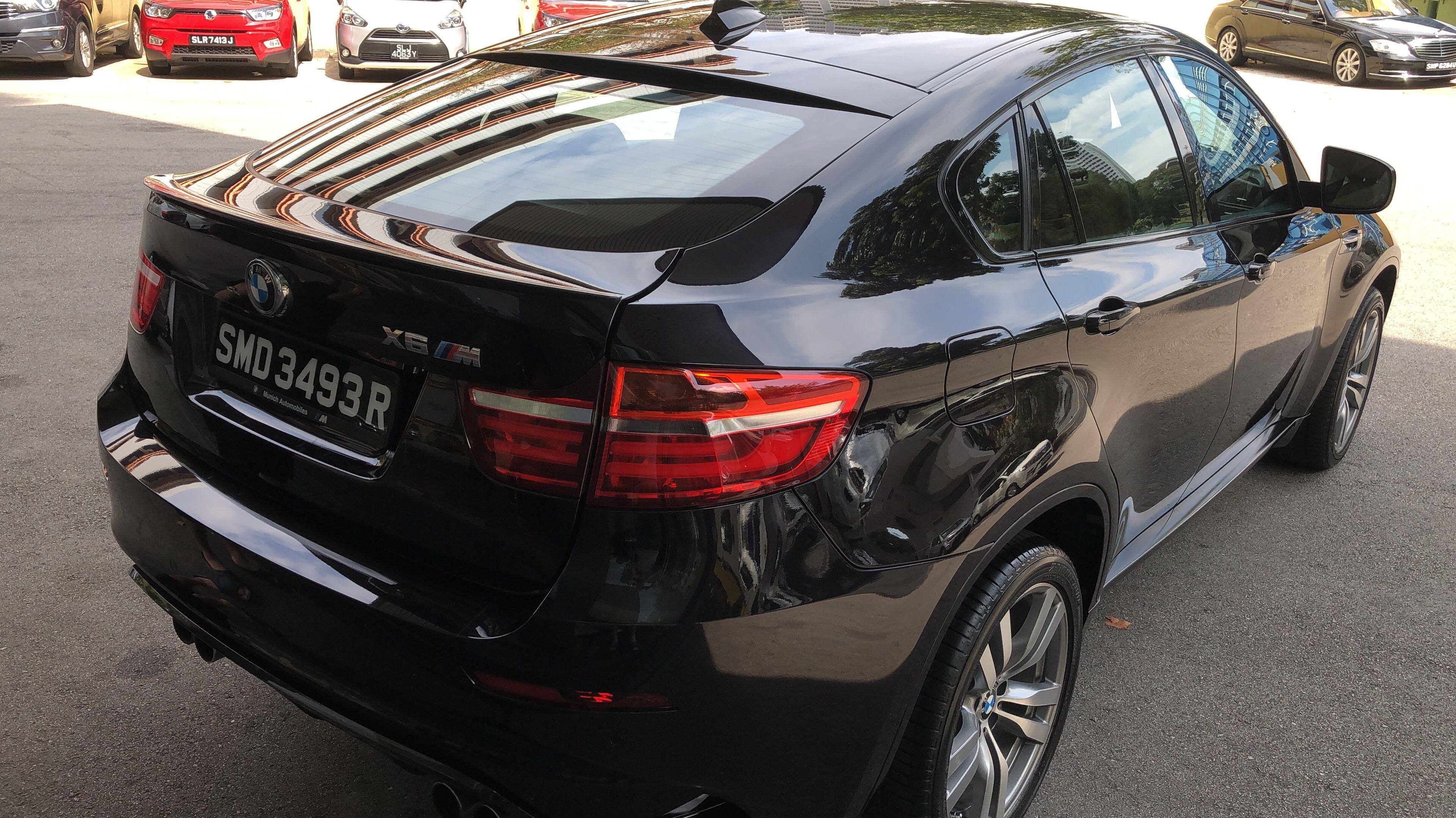 BMW X6 M Series for Rent