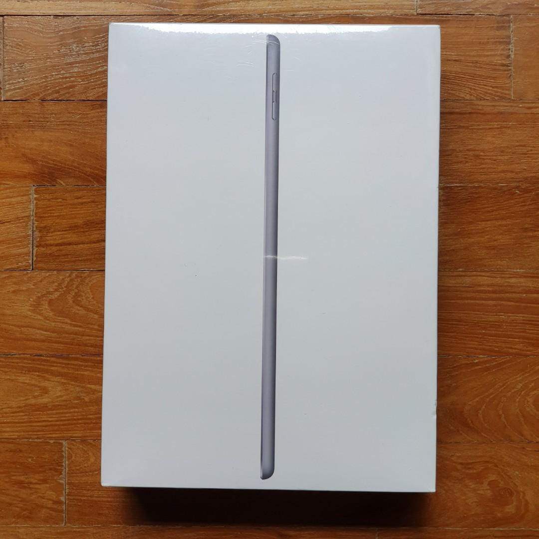 (Festive Sale!) BNIB iPad 2018 6th Gen (WiFi/Cellular)