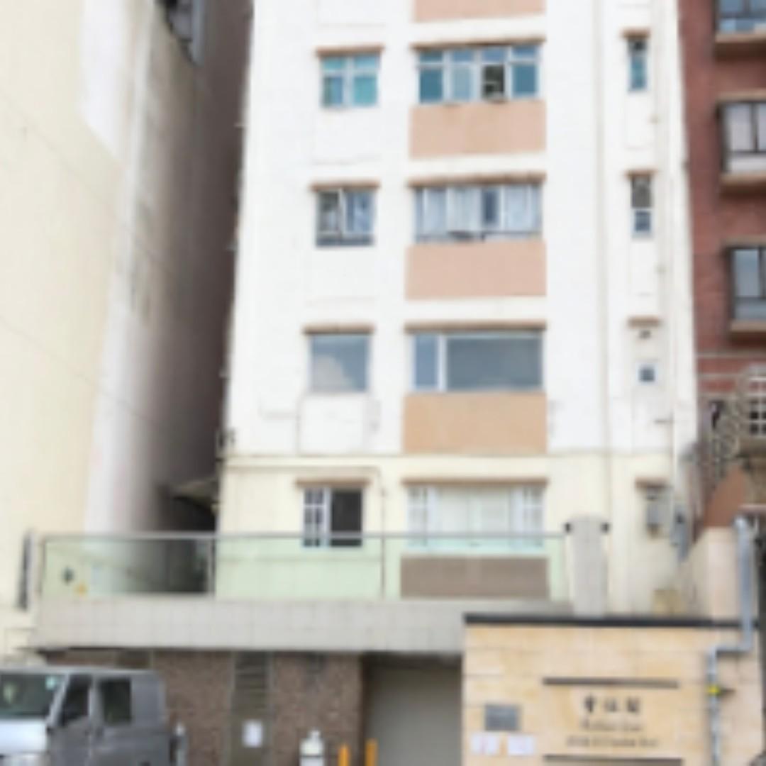 Bonham Crest - near Sai Ying Pun MTR, 2 bedrooms with roof