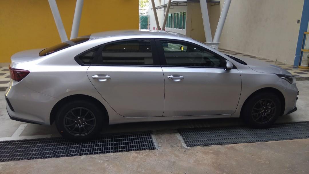 Brand new kia cerato facelift model
