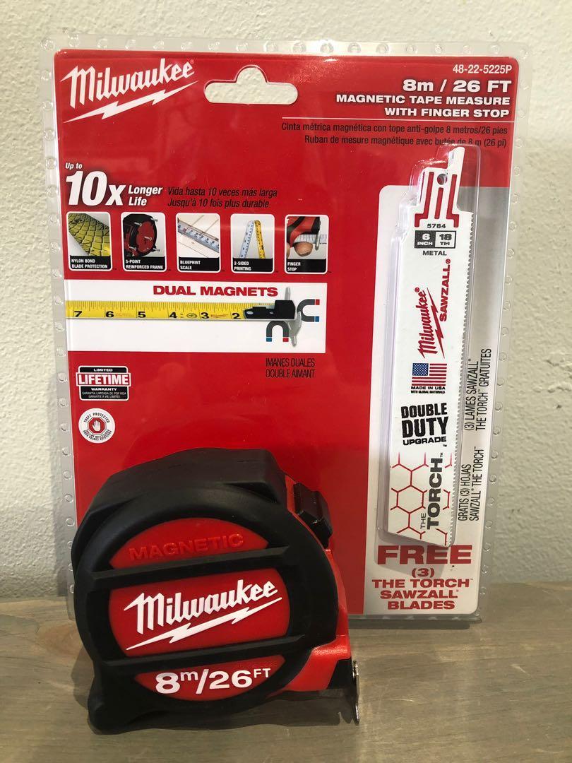 Brand New Milwaukee Magnet Tape Measure