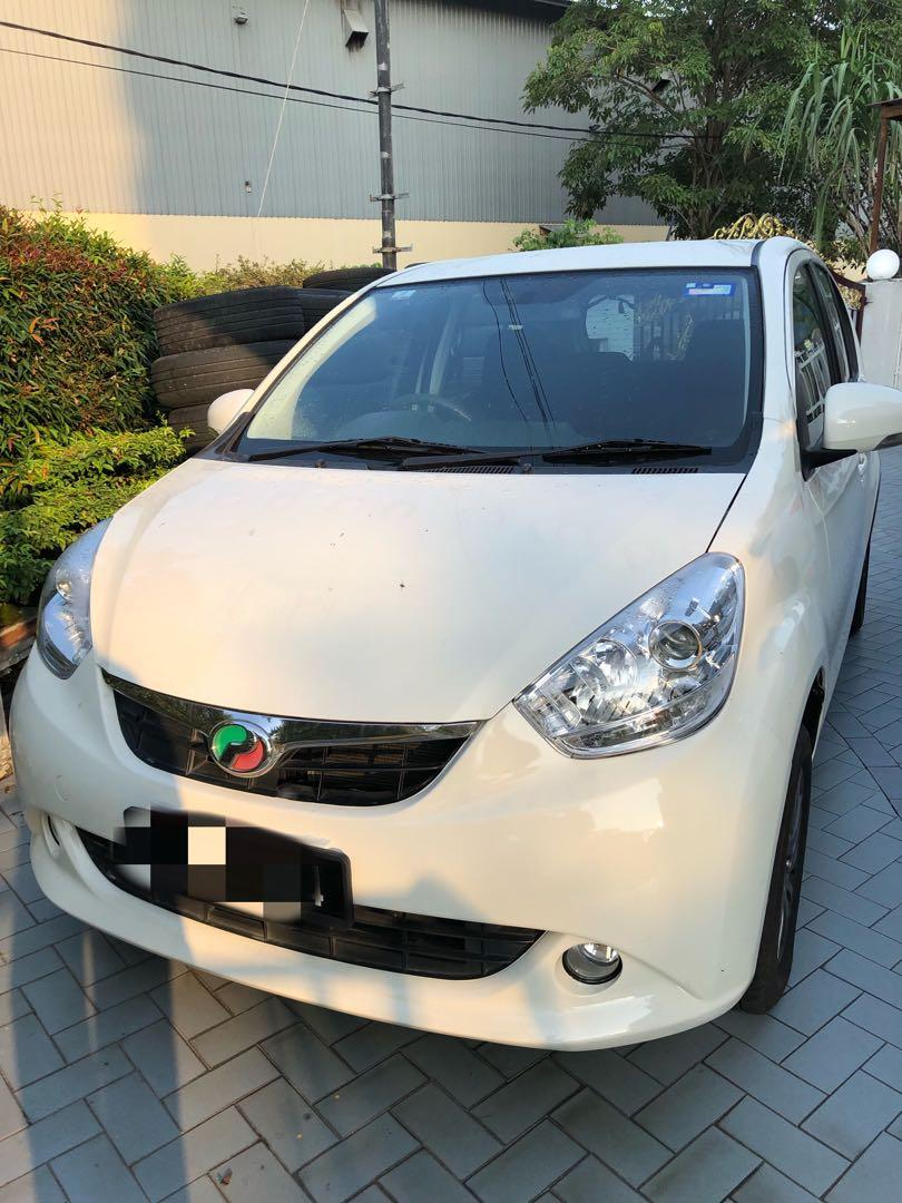 Car for Rent (Myvi)
