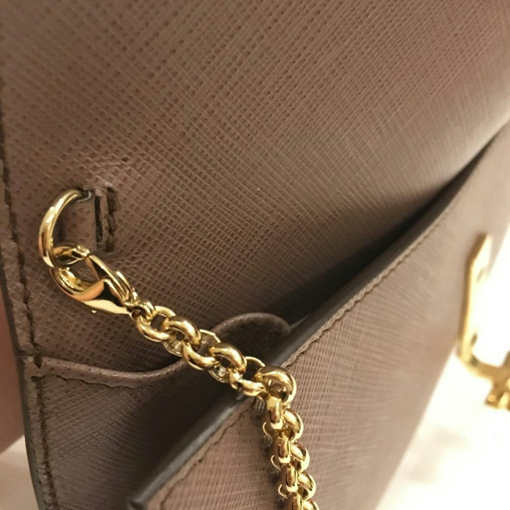 Clutch Bag with Strap