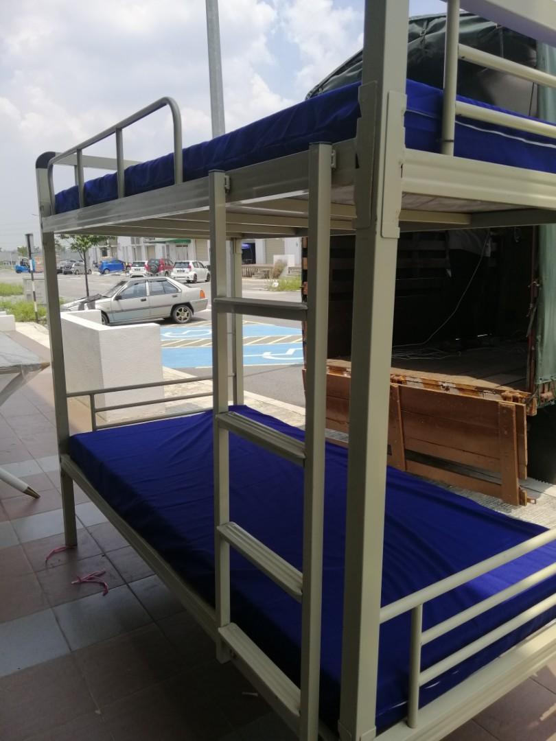 Double Decker Bed heavy duty for hostel