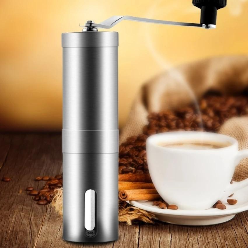 EcoSonic Stainless Steel Coffee Grinder