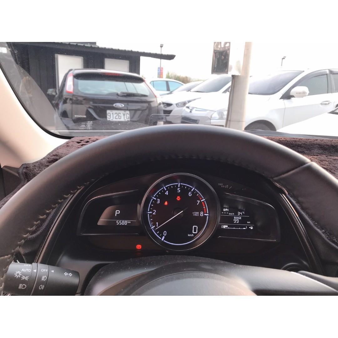 【FB搜尋桃園阿承】馬自達 超人氣CX-3跑5千 2018年 2.0 白色 二手車 中古車