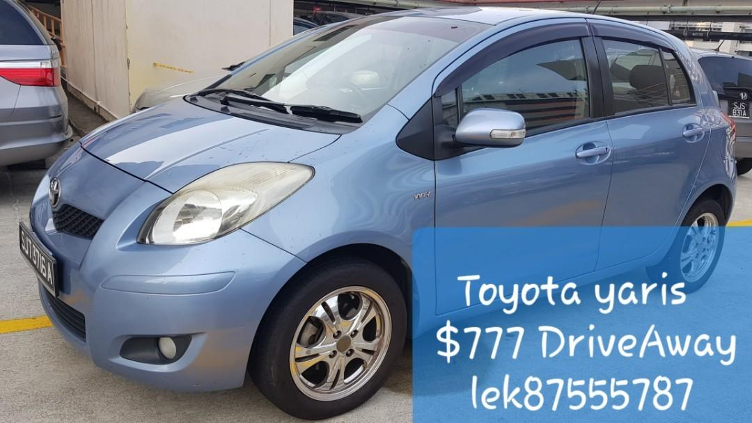 For sales only Toyota auris