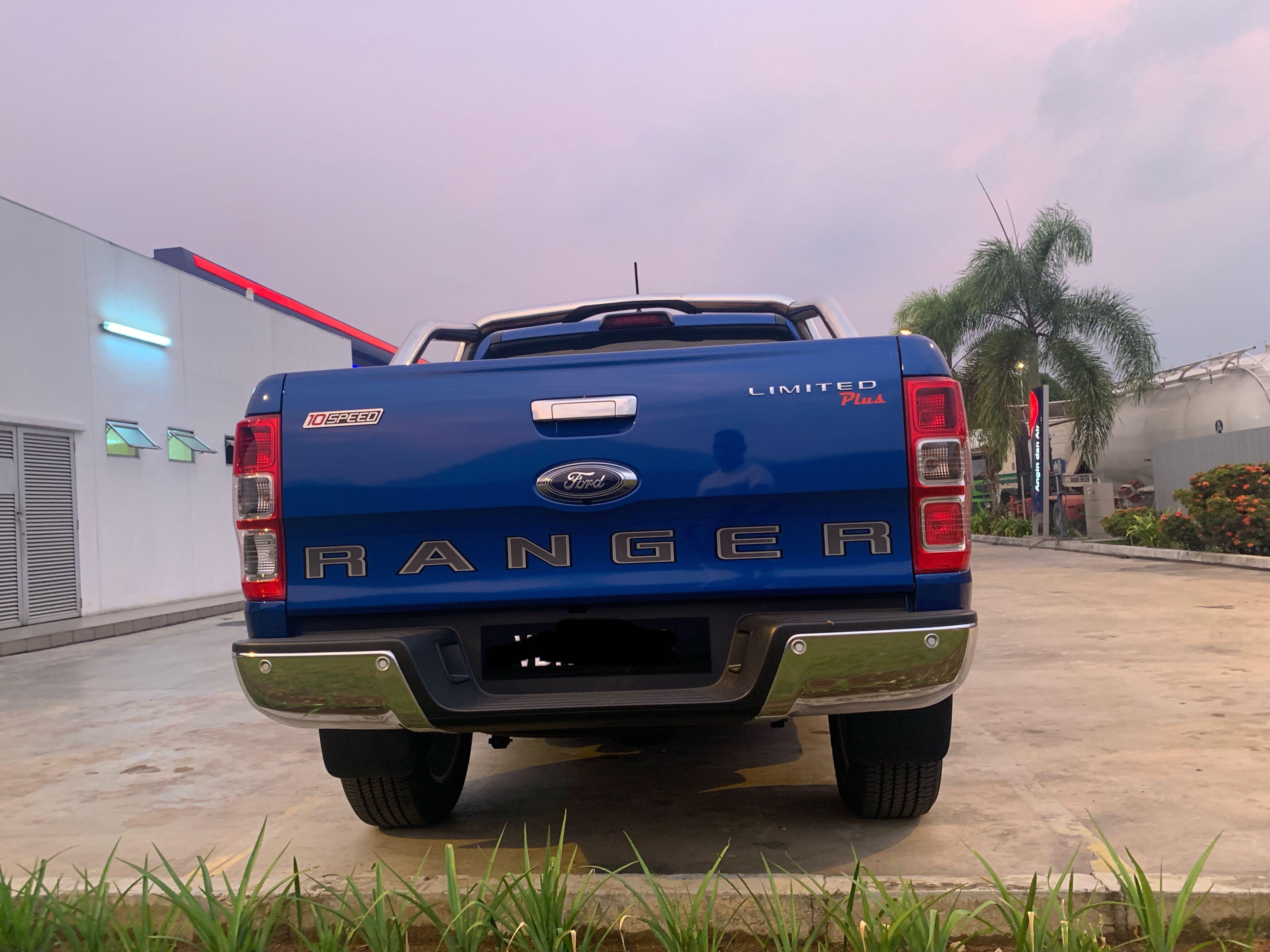 Ford Ranger, Sewa, rental