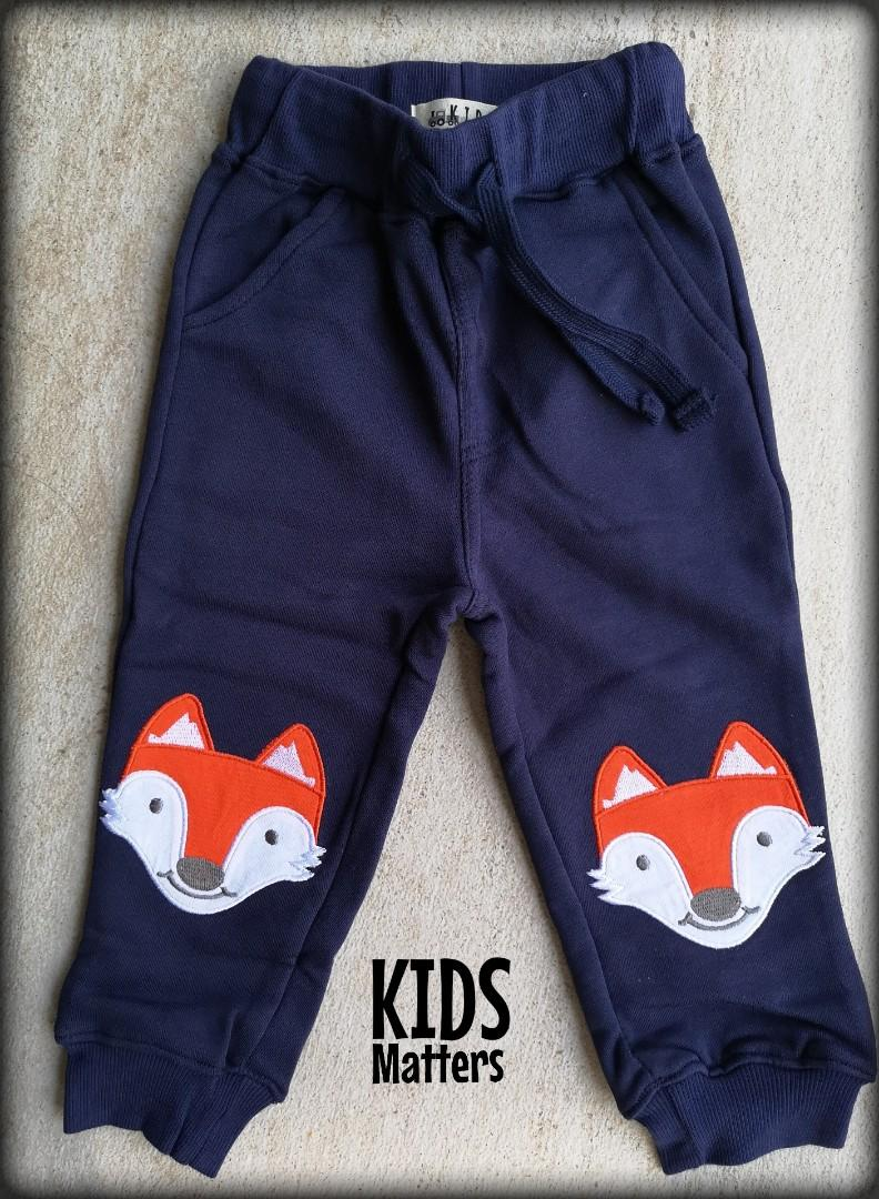 Fox long sleeve and pants (sold separately)
