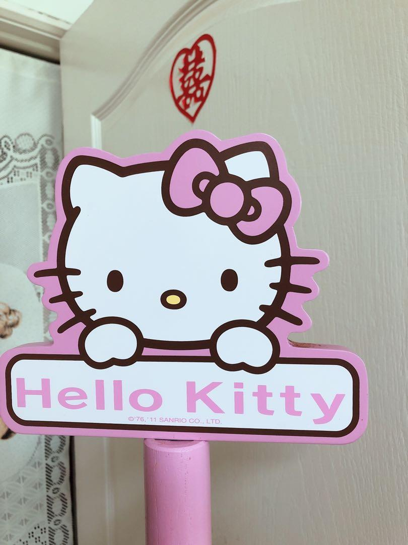 Hello kitty衣架