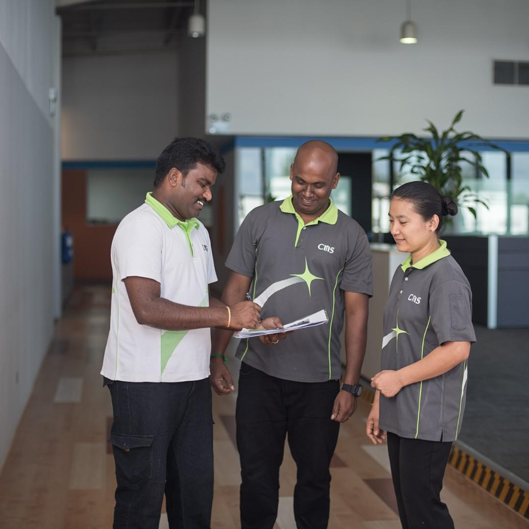 Hiring Office / Warehouse Cleaners