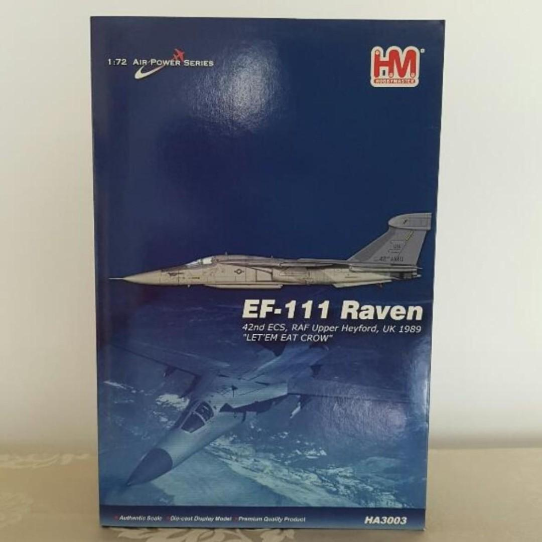 Hobby Master 1/72 EF-111A Raven