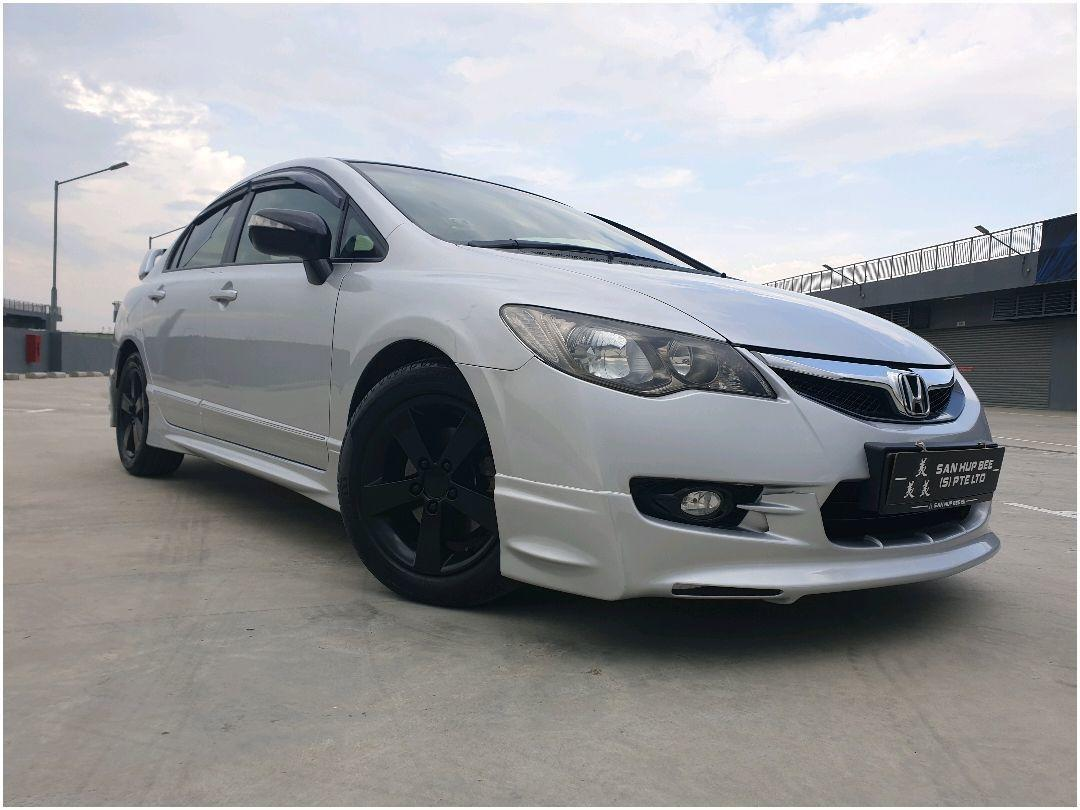 Honda Civic 1.8 Auto