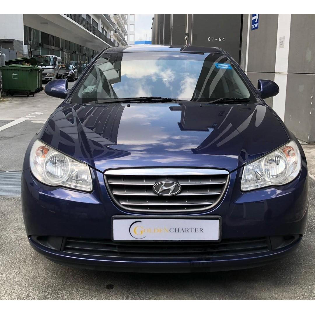 Hyundai Avante For Rent | Personal or PHV welcome ! Weekly rental rebate for PHV avail