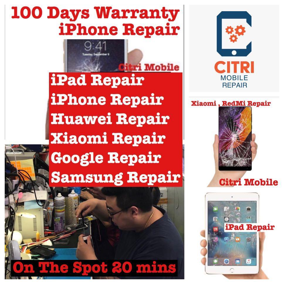 iPad Mini Air 2 3 4 iPhone Battery Screen Repair Replacement