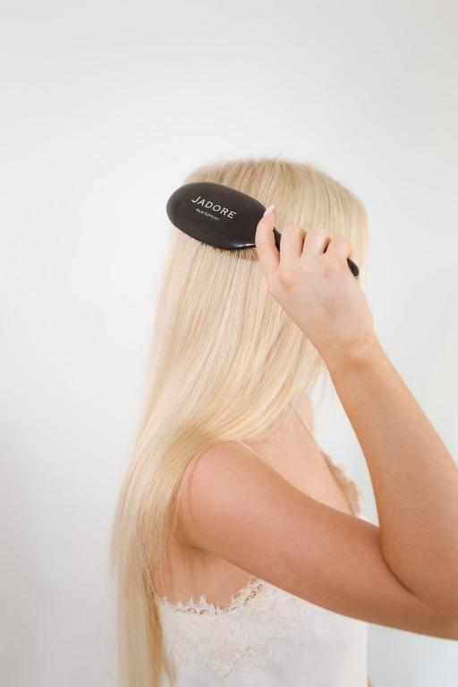 Jadore Hair Extension Boar Bristle Brush - Brand New