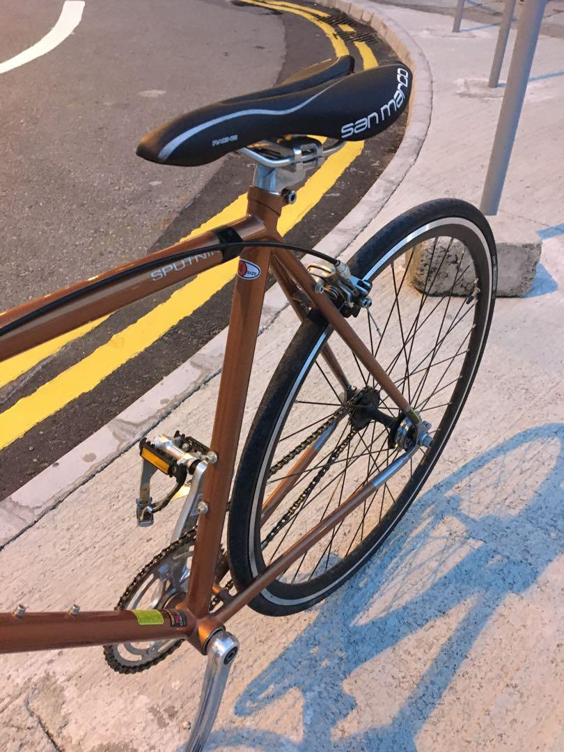 Jamis Sputnik Fixed Gear Bike 單車
