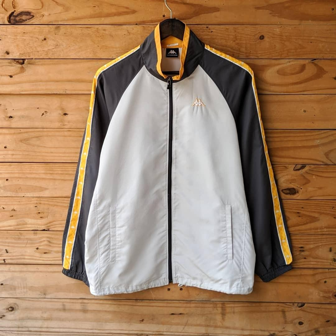 Kaepa Tracktop Jacket running