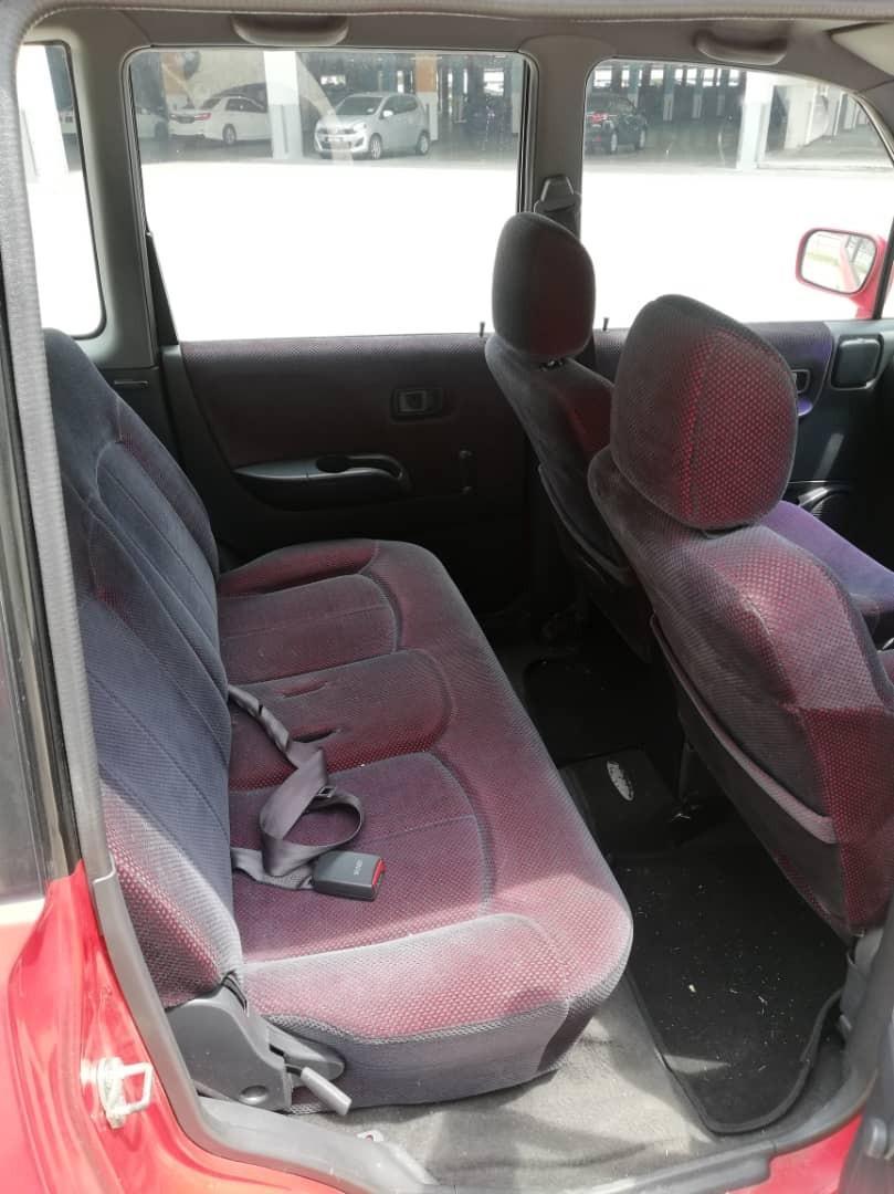 KENARI AEROSPORT CARI OWNER BARU  Tahun 2004 Auto*