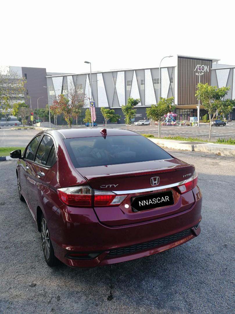 KERETA SEWA | CAR RENTAL | Honda City 1.5V Y2018