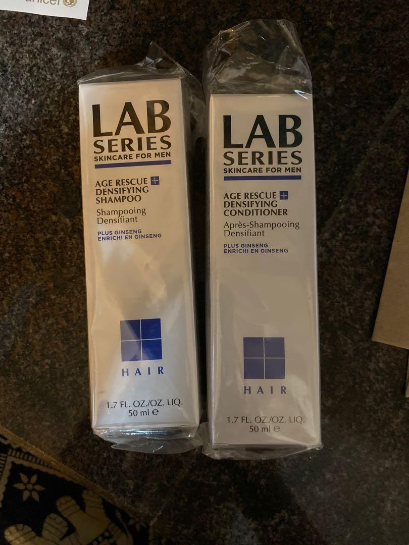 Lab Series Age Rescue Shampoo and Conditioner