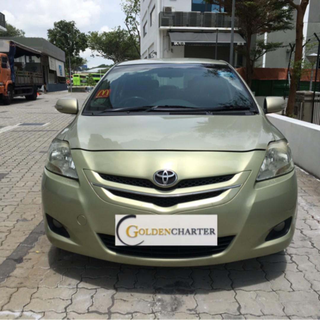 Last Unit Left! Toyota Vios For Rental! Weekly rental rebate for gojek available |