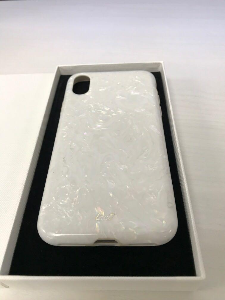 LAUT - Iphone X Cover (VERY BEAUTIFUL)
