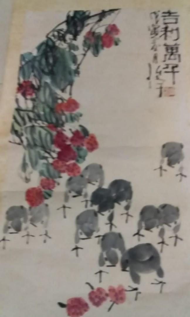Lukisan lama cina