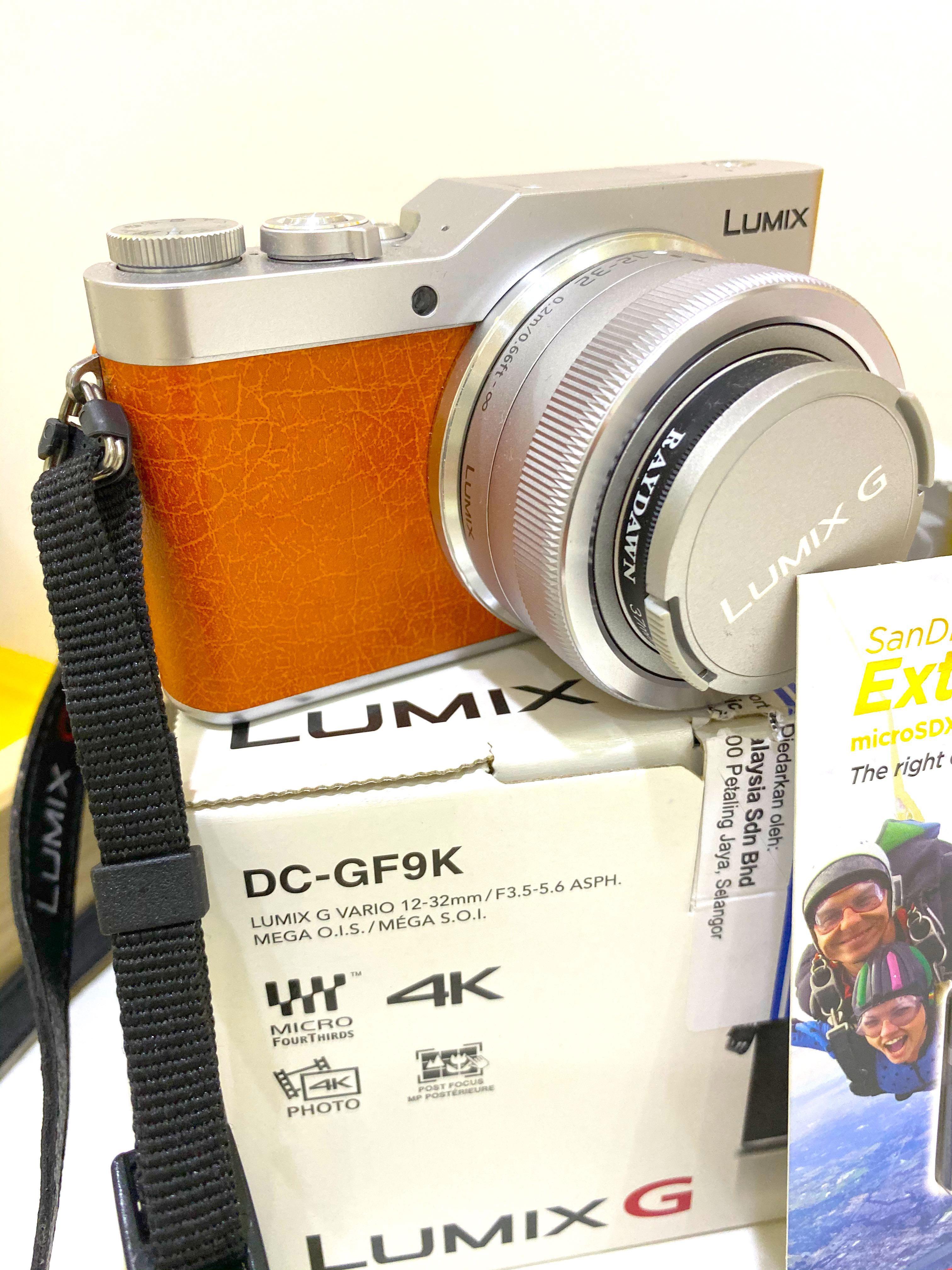 Lumix DC- GF9K