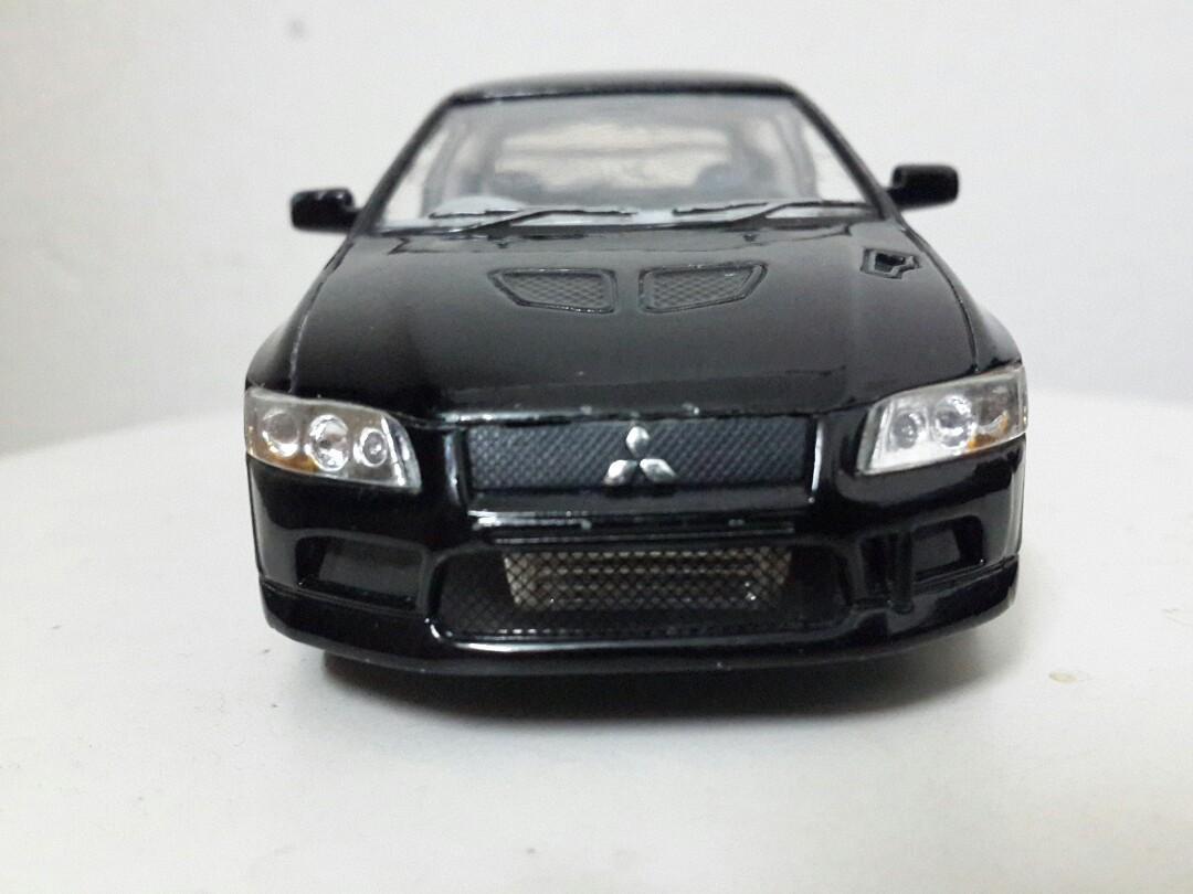 Mitsubishi lancer evo 7 1/36