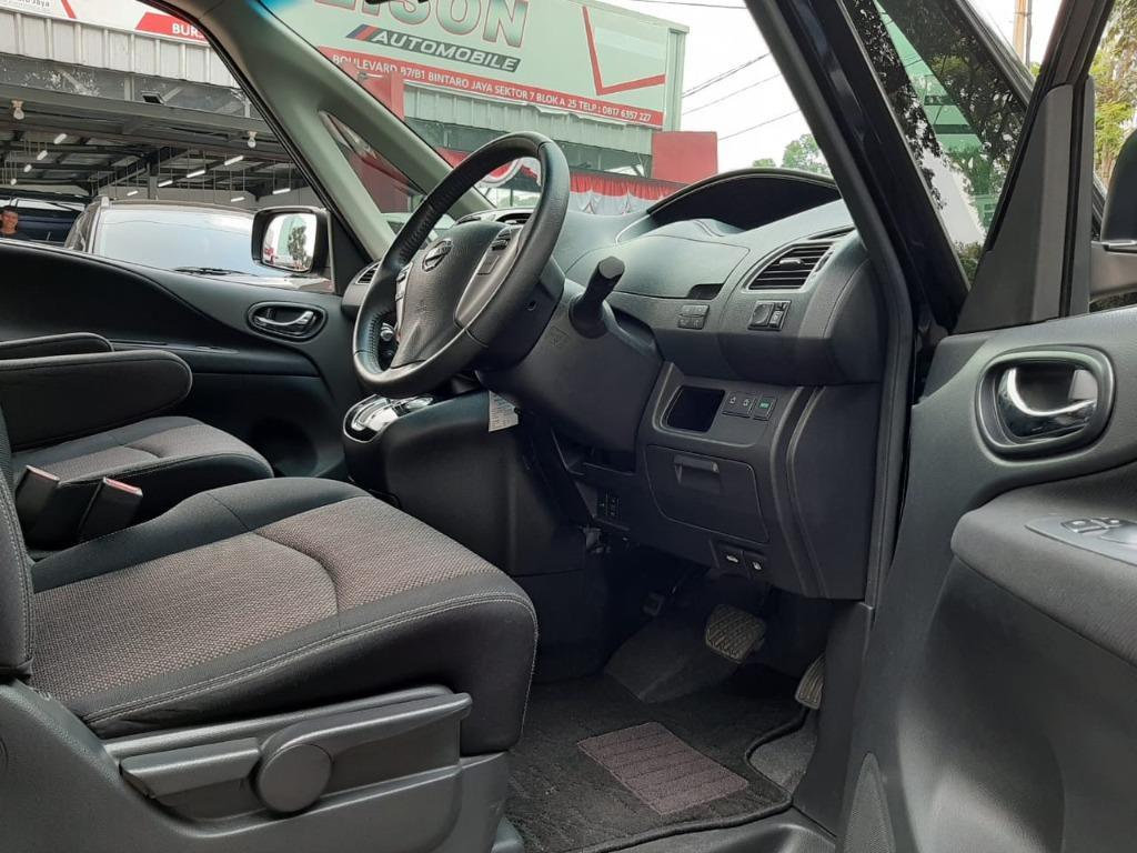 Nissan Serena HWS Autech Panoramic Automatic 2015, DP 63,9 Jt Top Condition No Pol Genap
