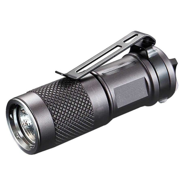 Niteye Jet-I MK Tiny Flashlight Senter LED CREE XP-G2 480 Lumens TItanGadget