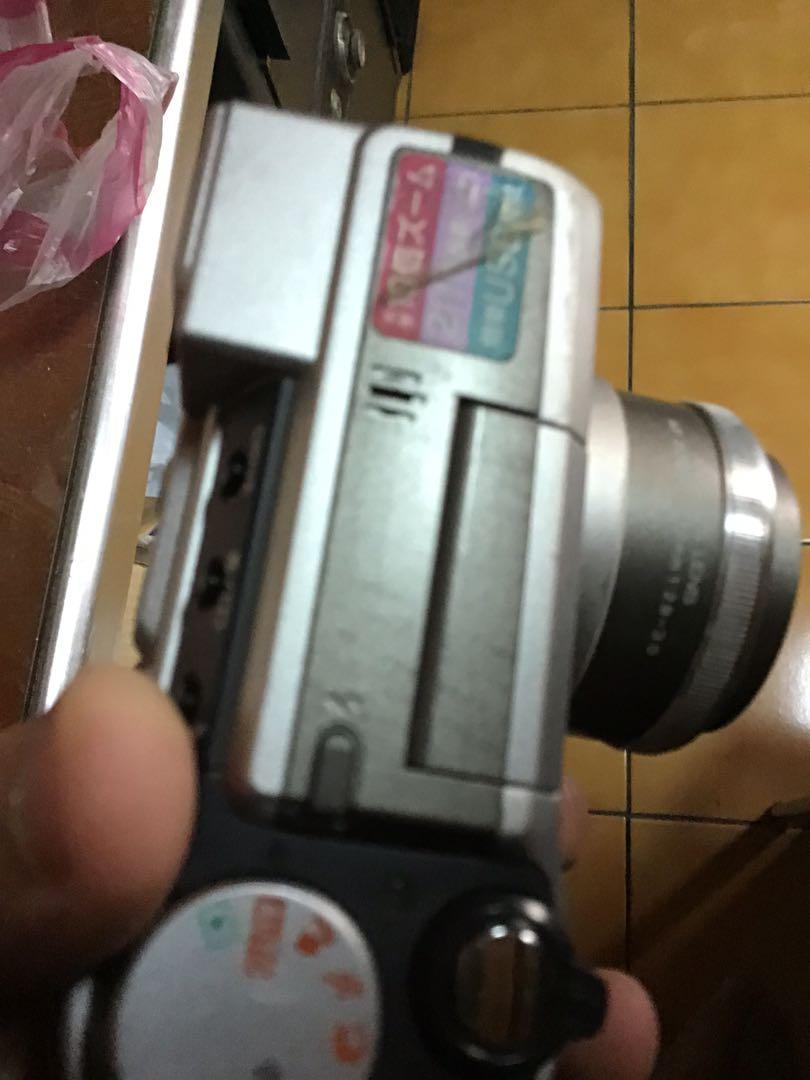 Olympus c700 送32mb 卡 無aa電池