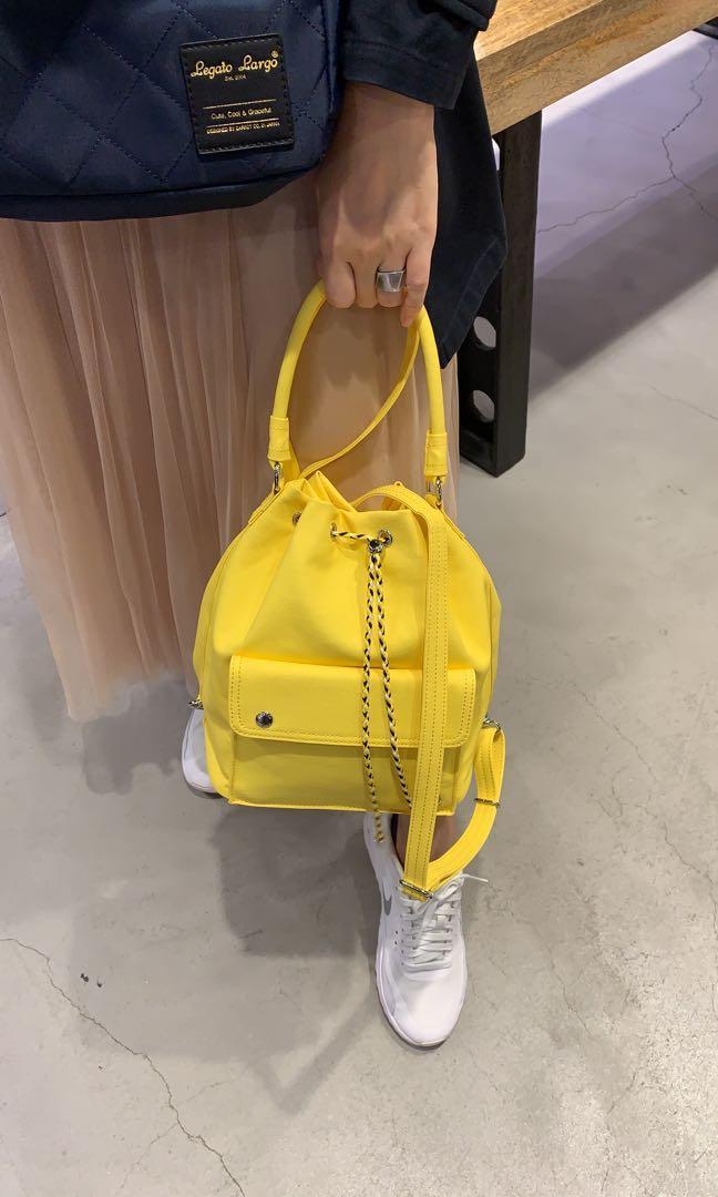 Porter - Bucket Bag (Spirit collection)