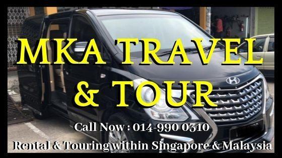 Rental Tour Service Singapore Malaysia