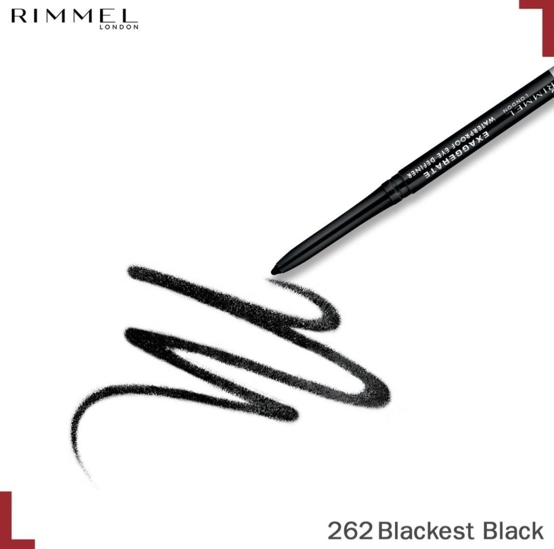 Rimmel Exaggerate Waterproof Eye Definer