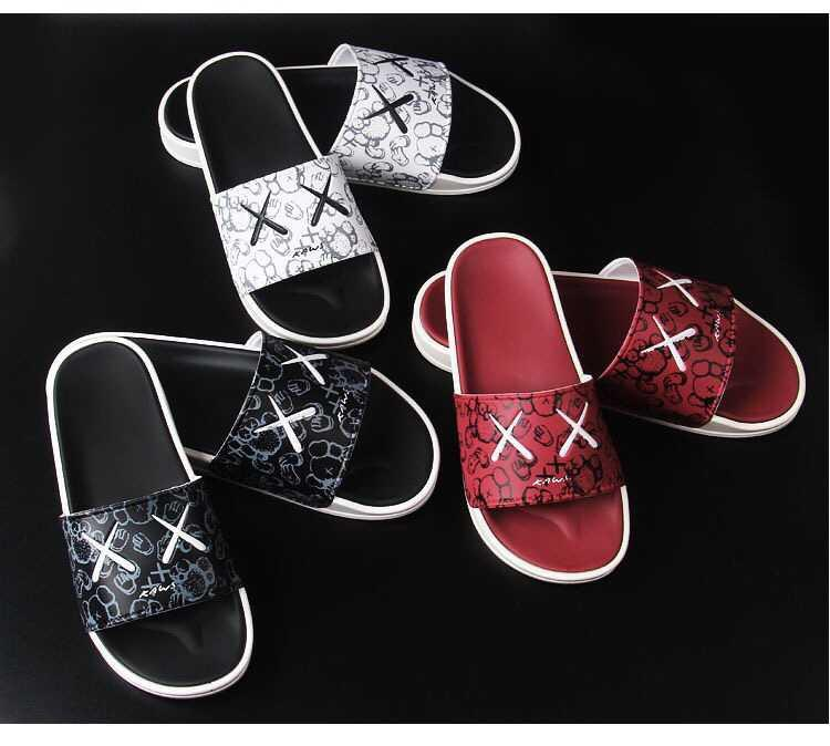 Sandal Kaws slippers euro size 36-44