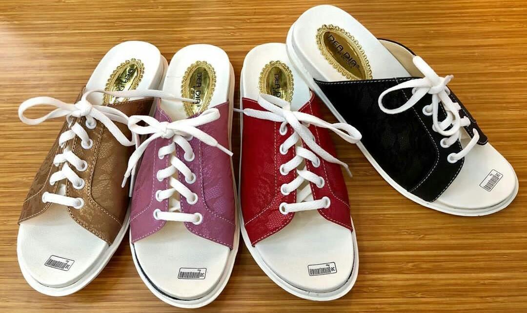Sandal tali sol import