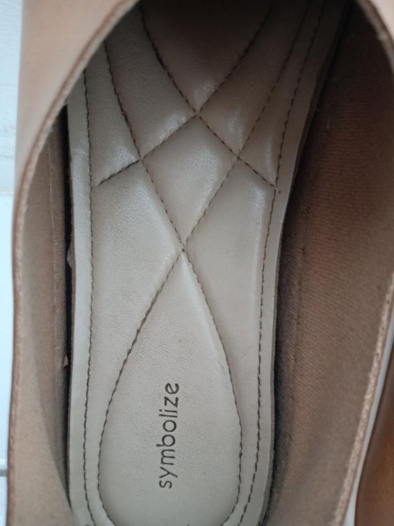 (Reprice) Sepatu Brown / Coklat Tan