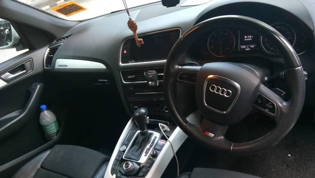 SEWA BELI>>Audi Q5 2.0 Quattro Turbo S Line 2010/2014