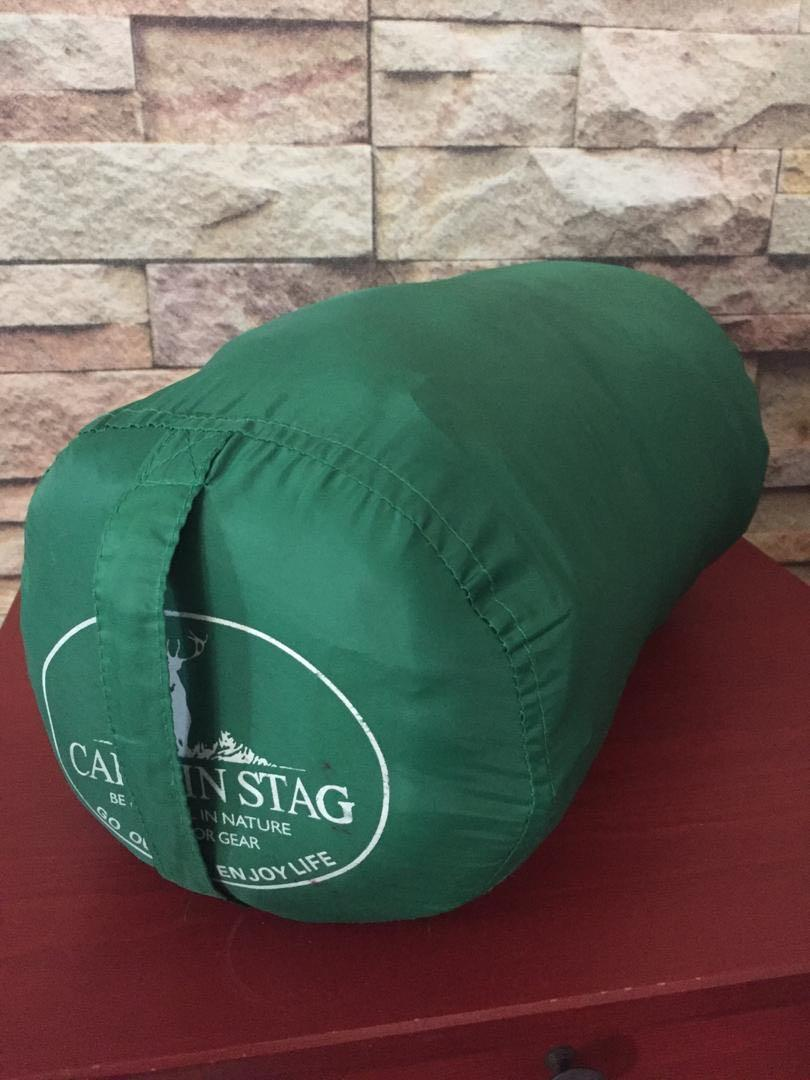 Sleeping Bag Captain Stag