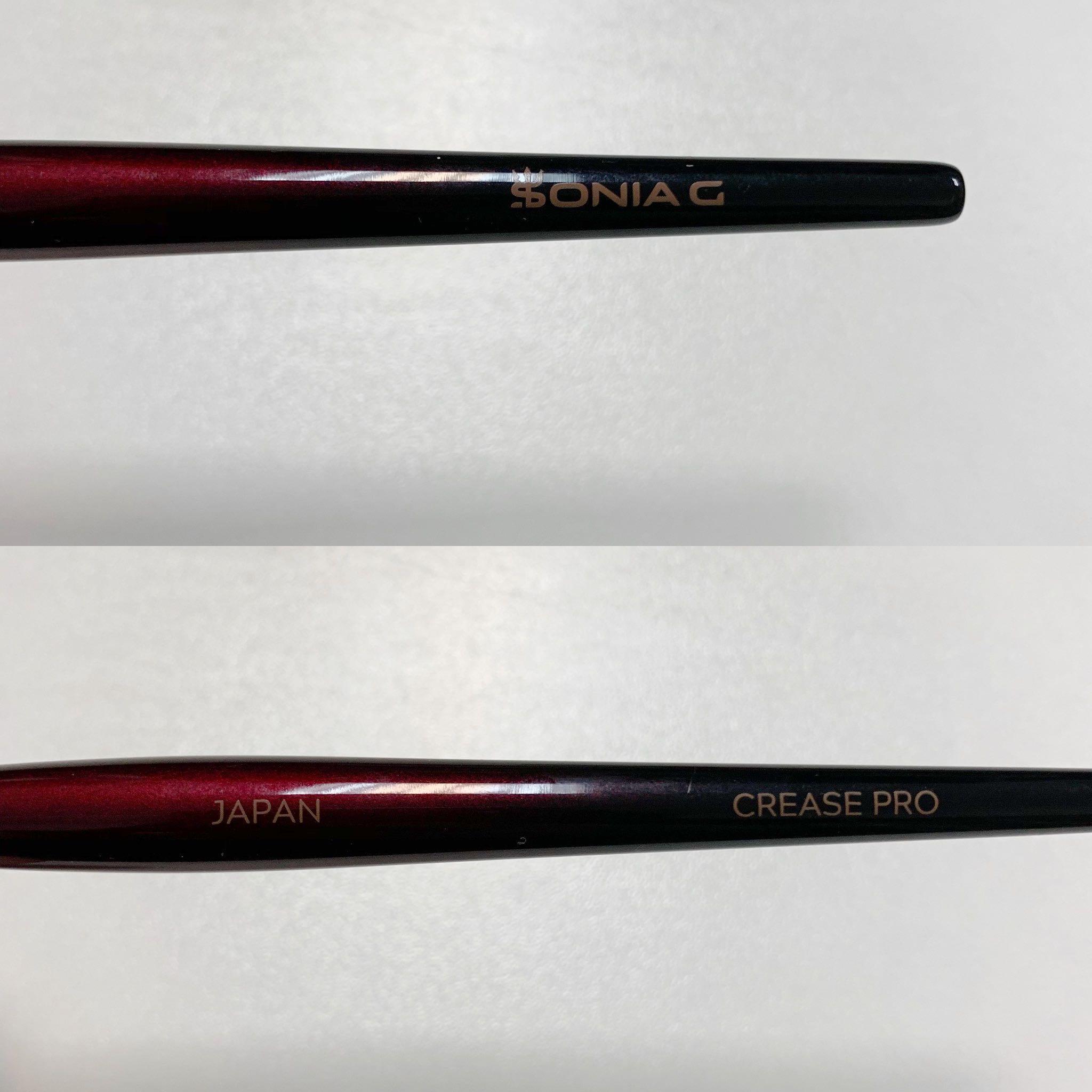 Sonia G. Crease Pro 眼影掃 eyeshadow brush 化妝掃