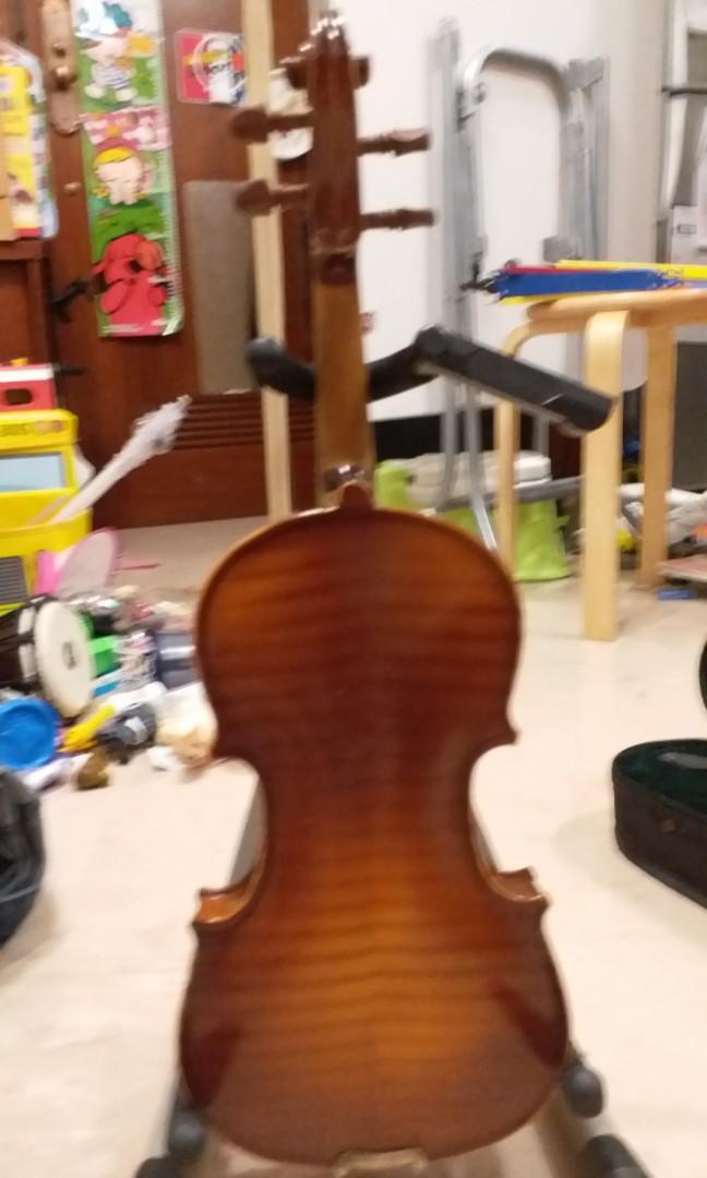 Suzuki M2D violin .made in japan 1/4 小提琴