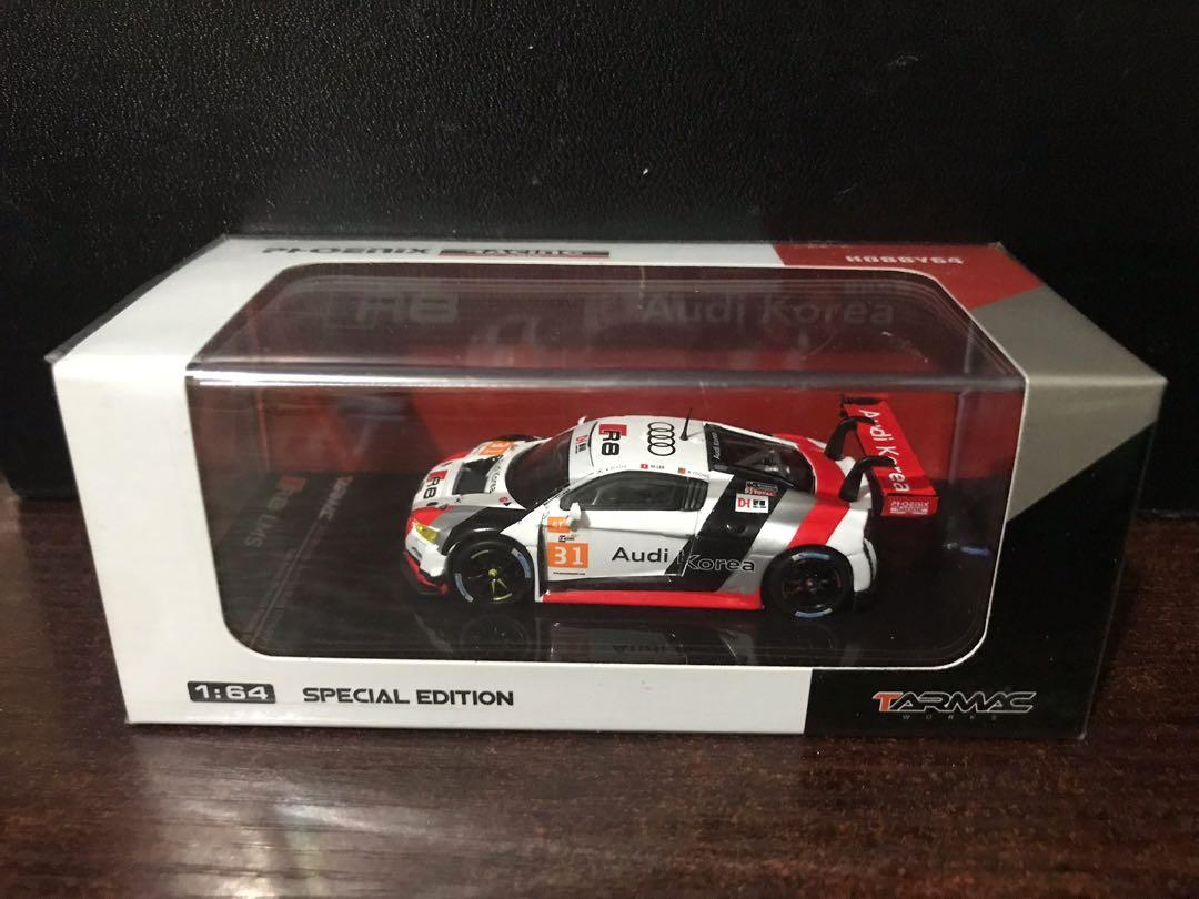 Tarmac Audi R8 Special Editon (早期版)