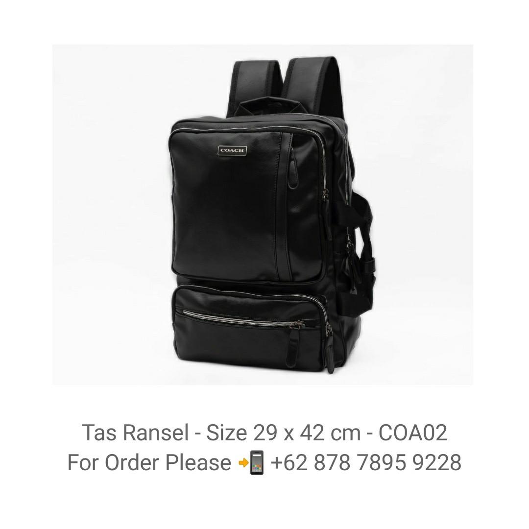 Coach - Tas Ransel - Backpack - COA02