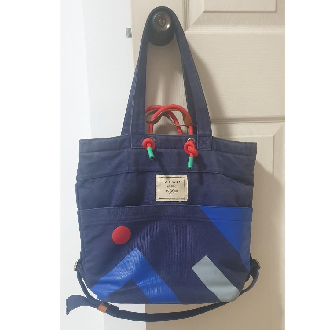 TATHATA Swift 4 way laptop bag - limited edition